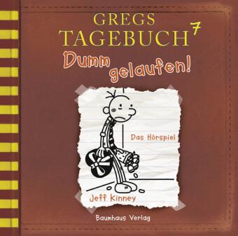 Gregs Tagebuch - Dumm gelaufen!, Audio-CD