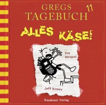Gregs Tagebuch - Alles Käse!, Audio-CD