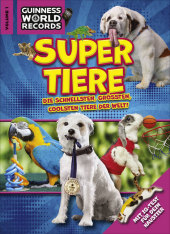 Guinness World Records Super Tiere Cover