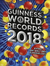 Guinness World Records 2018 Cover