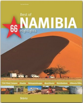 Best of Namibia - 66 Highlights