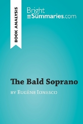 The Bald Soprano by Eugène Ionesco (Book Analysis)