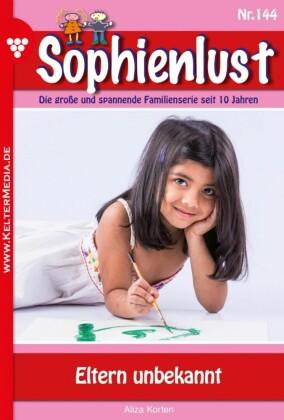 Sophienlust 144 - Liebesroman