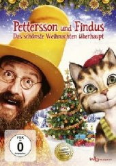 Pettersson und Findus - Das schönste Weihnachten überhaupt, 1 DVD Cover