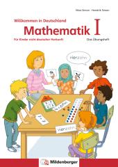 Willkommen in Deutschland - Mathematik Cover