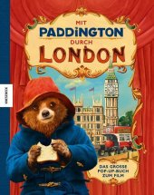 Mit Paddington durch London Cover