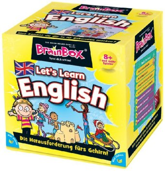 BrainBox - Let's Learn English (Kinderspiel)