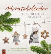 Adventskalendergeschichten für Senioren Cover