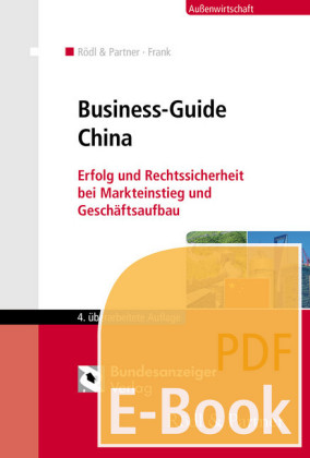 Business-Guide China (E-Book)