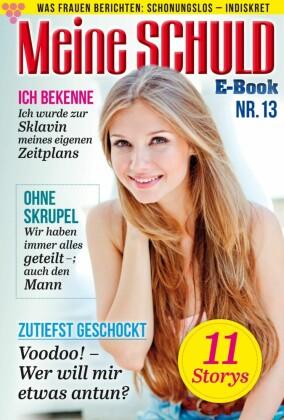 Meine Schuld 13 - Romanzeitschrift