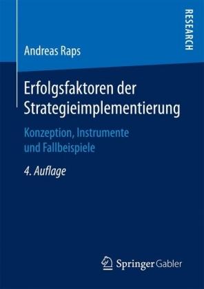 Erfolgsfaktoren der Strategieimplementierung