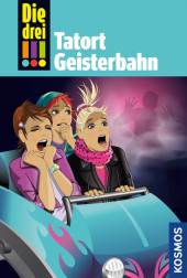 Die drei !!!, 67, Tatort Geisterbahn (drei Ausrufezeichen)