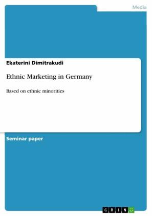 Ethnic Marketing in Germany