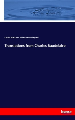 Translations from Charles Baudelaire