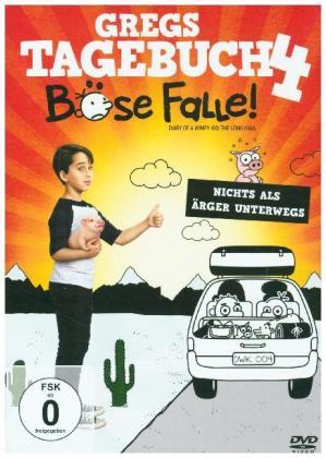 Gregs Tagebuch: Böse Falle!, 1 DVD