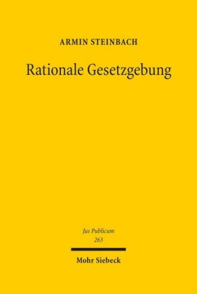 Rationale Gesetzgebung