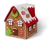 Weihnachten Lebkuchenhaus-Bastelset