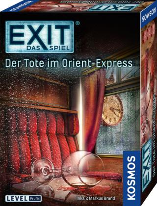 Exit - Das Spiel, Der Tote im Orient-Express (Spiel)