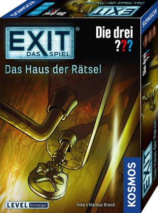 Exit - Das Spiel, Das Haus der Rätsel (Spiel)