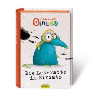 Leseratte Ottilie - Die Leseratte im Einsatz