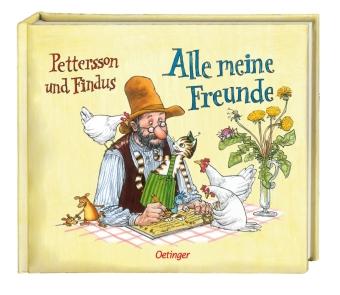 Pettersson und Findus. Alle meine Freunde, Band 4