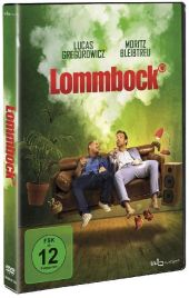 Lommbock, 1 DVD Cover