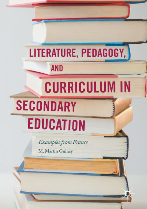 Literature, Pedagogy, and Curriculum in Secondary Education