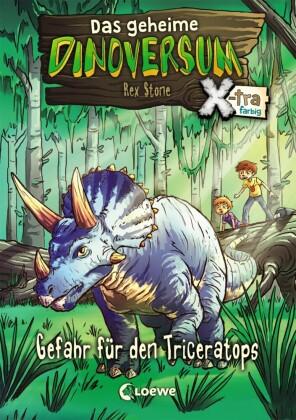 Das geheime Dinoversum Xtra 2 - Gefahr für den Triceratops