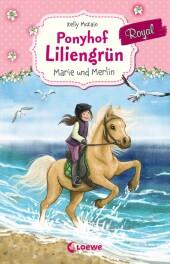 Ponyhof Liliengrün Royal 1 - Marie und Merlin