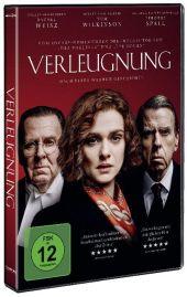 Verleugnung, 1 DVD Cover