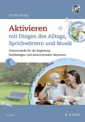 Aktivieren mit Dingen des Alltags, Sprichwörtern und Musik, m. Audio-CD Cover