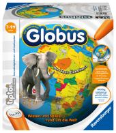 Der interaktive Globus Cover