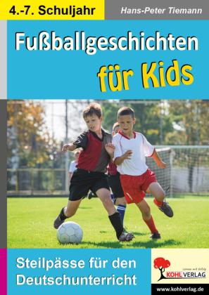 Fußballgeschichten für Kids