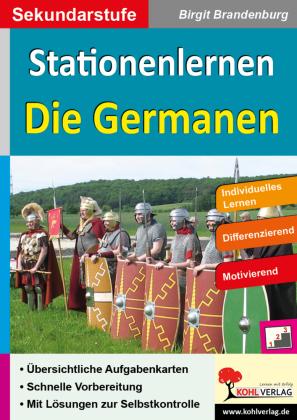 Stationenlernen Die Germanen