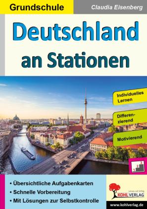 Deutschland an Stationen / Grundschule