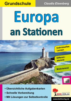 Europa an Stationen / Grundschule