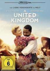 A United Kingdom, 1 DVD Cover