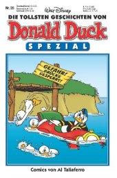 Die tollsten Geschichten von Donald Duck - Spezial Cover