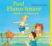 Paul Planschnase lernt schwimmen, 1 Audio-CD Cover
