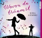 Wovon du träumst, 4 Audio-CDs Cover