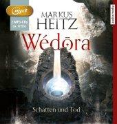 Wédora Schatten und Tod, 2 MP3-CDs Cover