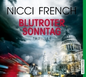 Blutroter Sonntag, 6 Audio-CDs Cover