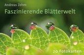 """Postkartenbuch """"Faszinierende Blätterwelt"""" Cover"""