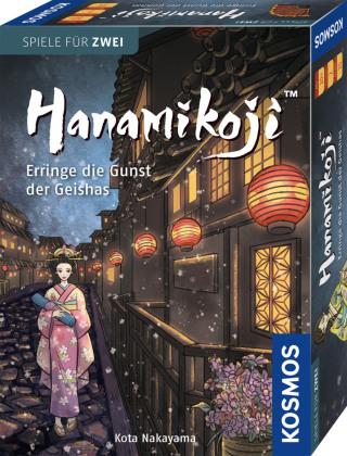 Hanamikoji - Erringe die Gunst der Geishas (Spiel)