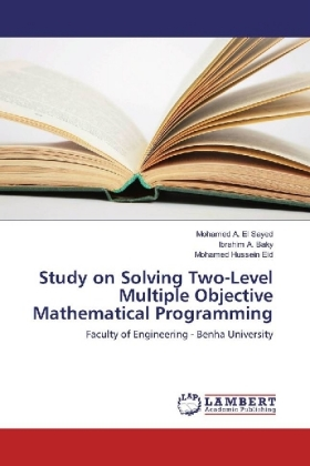 Study on Solving Two-Level Multiple Objective Mathematical Programming