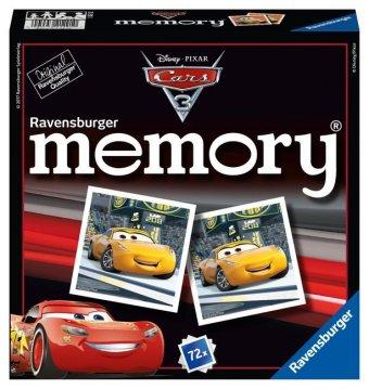 Cars 3 memory® (Kinderspiel)