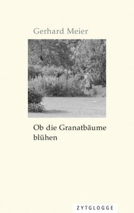 Ob die Granatbäume blühen