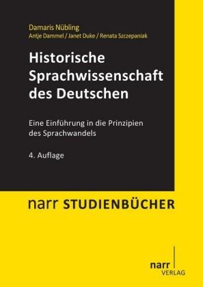 Historische Sprachwissenschaft des Deutschen