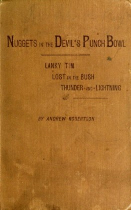 Nuggets in the Devil's Punch Bowl and Other Austrhe Bush; Thunder-and-Lightning