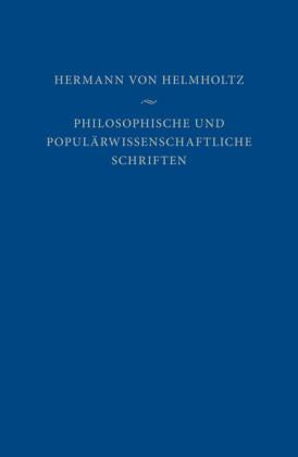 Philosophische und populärwissenschaftliche Schriften